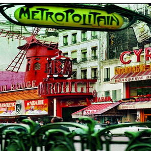 Film Kino TV - Moulin Rouge